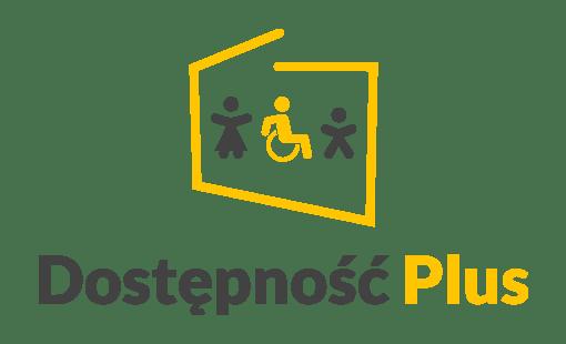 Logotyp programu dostępność plus